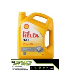 5LT HELIX HX5 15W40 5LT
