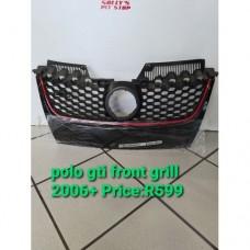 GRILL VW POLO GTI 2006+